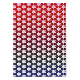 Red White Blue - Journal Hardcover - cormosaic.shop