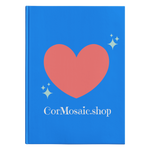 CorMosaic.shop Royal - Journal Hardcover - cormosaic.shop