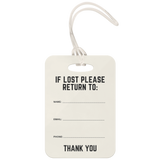 Stronger Than Ever - Luggage Tag - cormosaic.shop