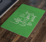 Life - Doormat - cormosaic.shop