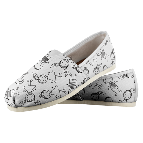 Kids - Women's Casual Shoe - cormosaic.shop