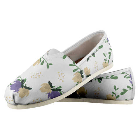 Spring Vine - Women's Casual Shoe - cormosaic.shop