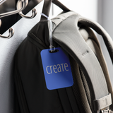 Create - Luggage Tag - cormosaic.shop