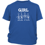 Girl Gang© Designs by Moe - T-Shirt