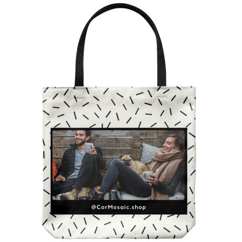 CorMosaic.shop Photo - Tote Bag - cormosaic.shop