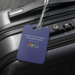 Diversity Thinking - Luggage Tag - cormosaic.shop