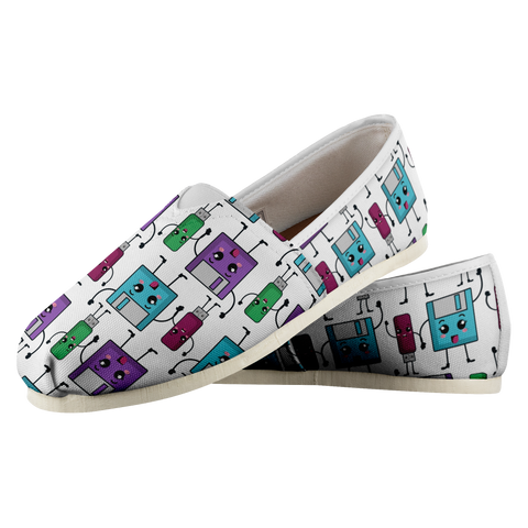 Tech - Women's Casual Shoe - cormosaic.shop
