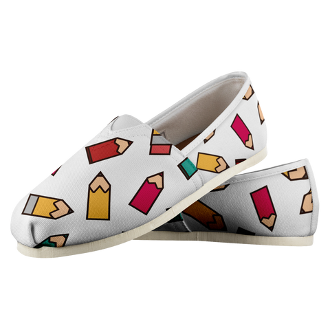 Pencil Me In - Women's Casual Shoe - cormosaic.shop