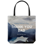 Father's Day - Tote Bag - cormosaic.shop