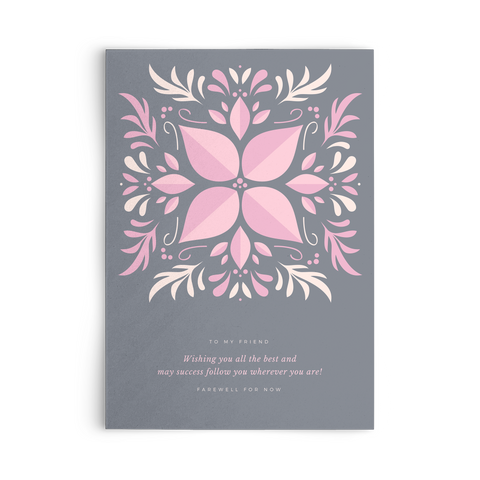 Greeting Cards - One Side