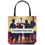 Stronger Than Ever - Tote Bag - cormosaic.shop