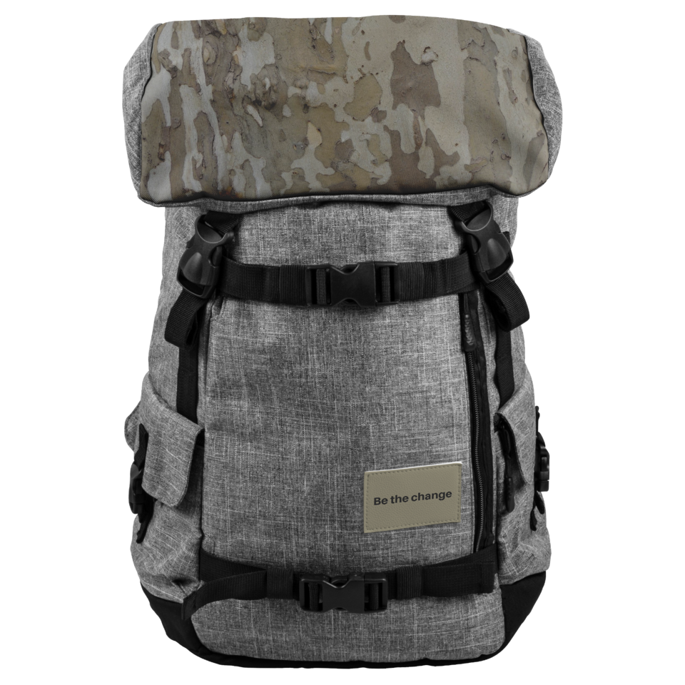 Be The Change - Origaudio® Penryn RFID Backpack