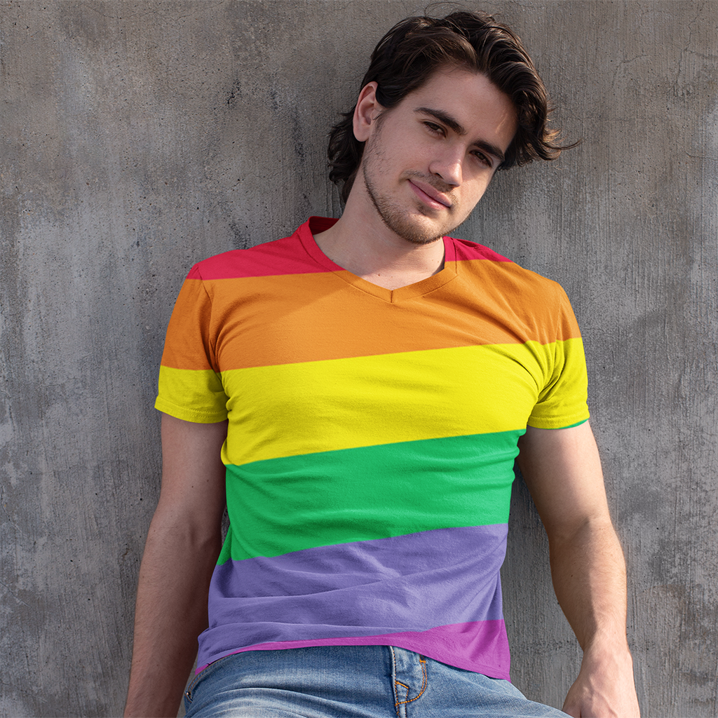 Pride - All Over Print Tee