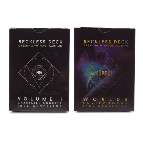 2 FOR $25 - Volume 1 & Worlds