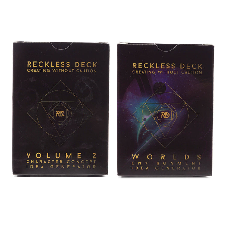 2 FOR $25 - Volume 2 & Worlds