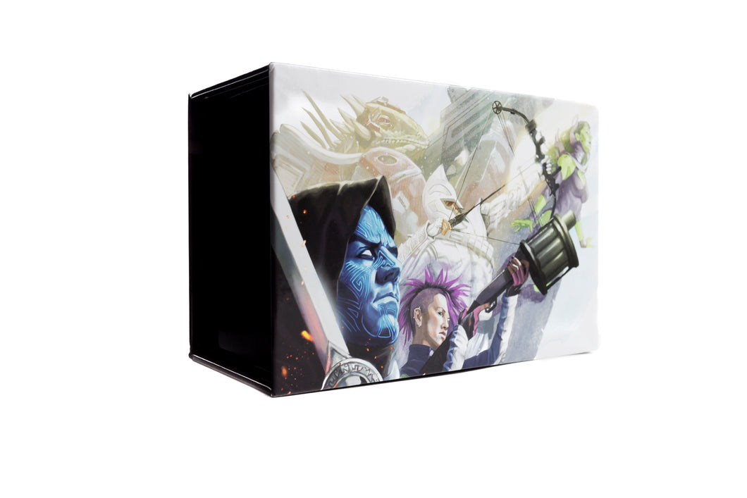 5 Deck Collector's Box