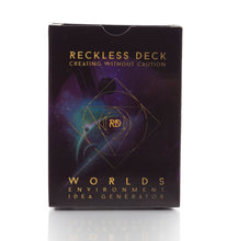 Load image into Gallery viewer, Reckless Deck WORLDS