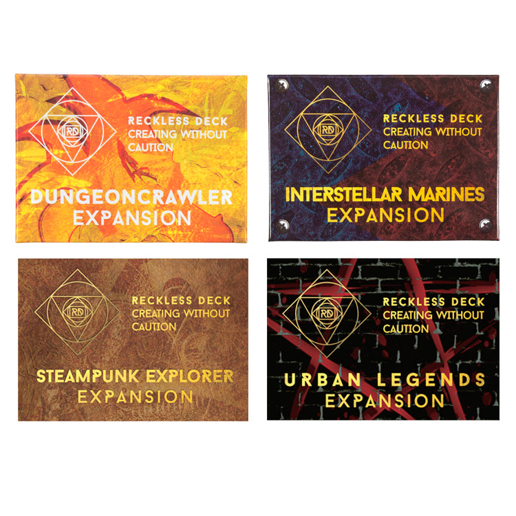 Genre Sampler Expansion Bundle