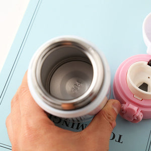 Flamingo/Unicorn Thermos Vacuum Bottle