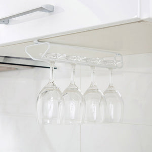 Wine Glass Hanging Rack