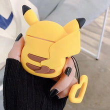 Load image into Gallery viewer, Pikachu AirPods Case