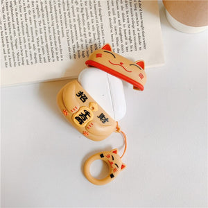 Lucky Cat AirPods Pro Case
