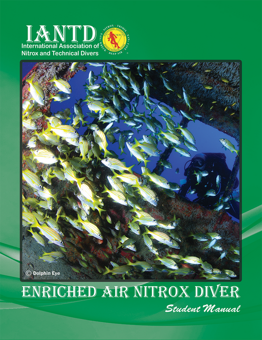 Enriched Air Nitrox Diver Manual