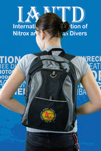 Load image into Gallery viewer, IANTD Backpack GREY