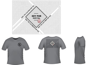 IANTD Key for Survival T-Shirt