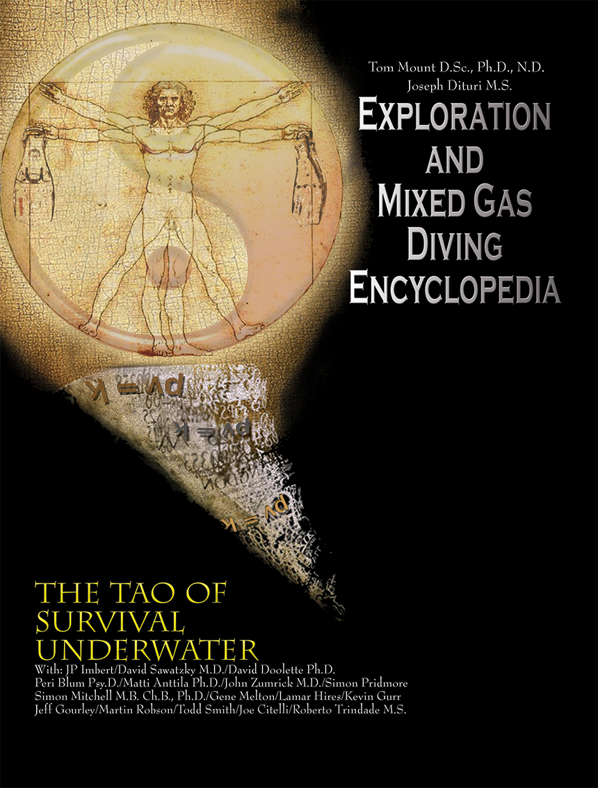 Exploration And Mixed Gas Diving Encyclopedia Manual