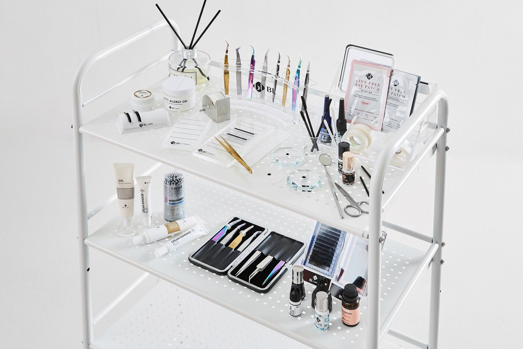 BL Eyelash Extension Supplies 101 - Your Complete Guide