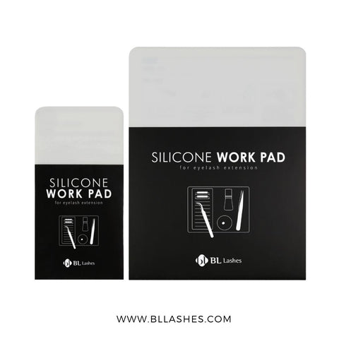 silicone work pad and lash pad for eyelash extension - BL blink lash