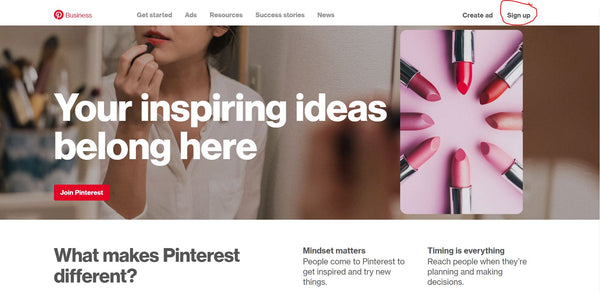 How To Use Pinterest for Marketing Your Lash Studio by bl blink lashes eyelash extension supples.jpg