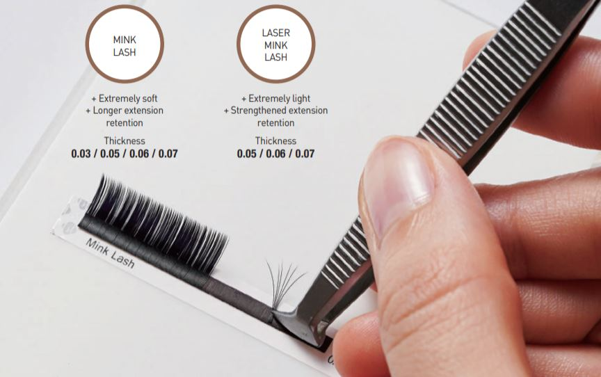 bl blink handmade volume lash extensions supplies and wholesale