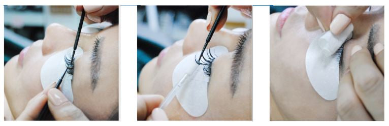 how to remove eyelash extensions at home -  bl blink lashes