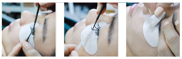 Eyelash Extension removal and safety