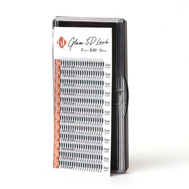 BL Glam 5D Lash Volume look - Eyelash Extension Supplies and Wholesale, korean lashes