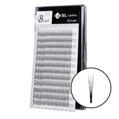 Blink BL Lashes 5D 0.07 Fan Volume Lash - Eyelash Extension Supplies and Wholesale
