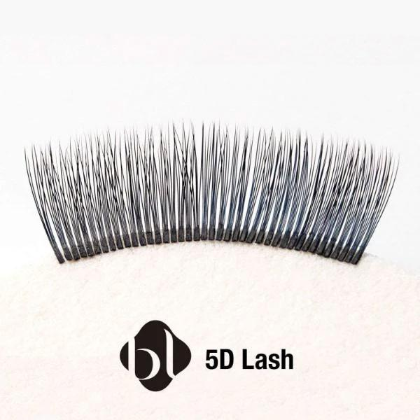 Blink BL Lashes 5D Lash 0.07 11 mm from South Korea