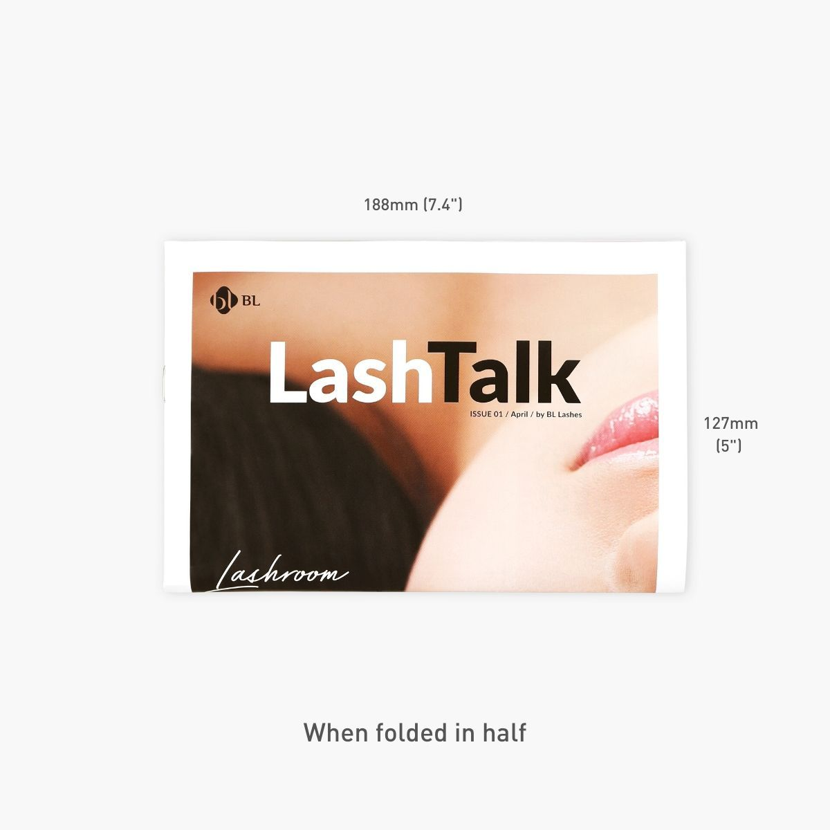 [Magazine] LashTalk (Issue 01, April 2020)
