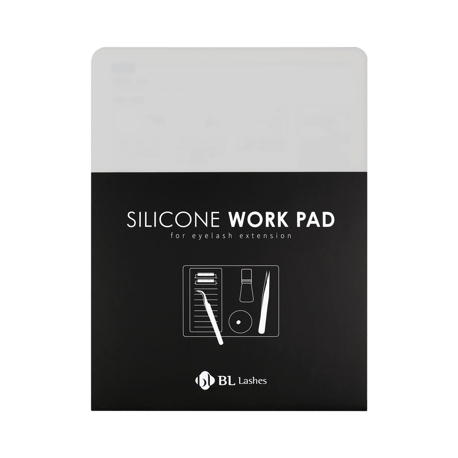 Silicone work pad [Gray]