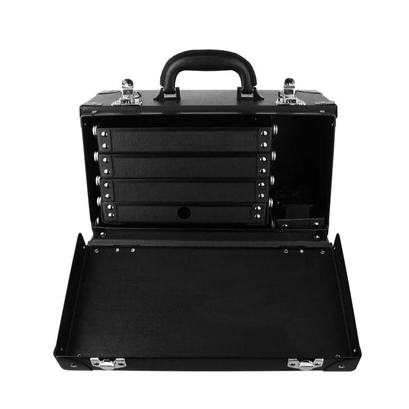 Blink BL Lashes Black Paper Beauty Case (L) for lash artist