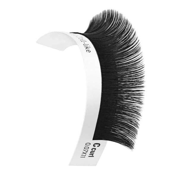 Easy Fanning Lash (Doll-Like) 0.07