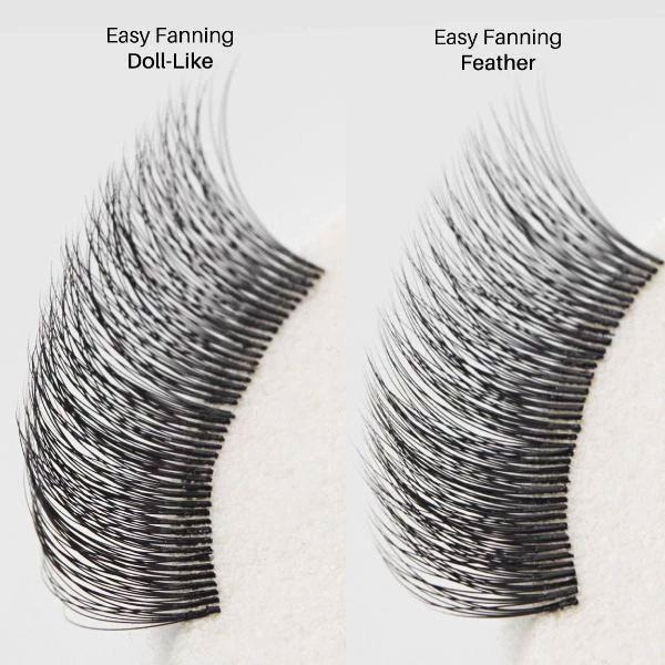 Blink BL Lashes Easy Fanning Lashes (Doll-Like)
