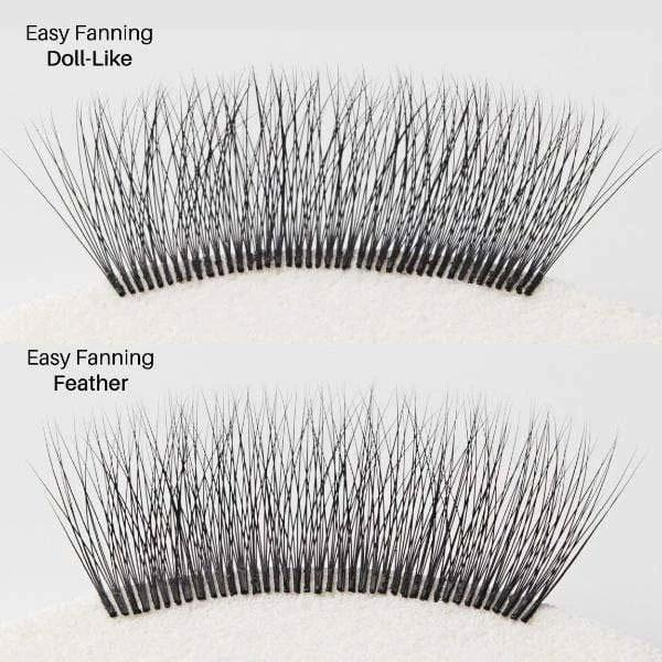 Blink BL Lashes Easy Fanning doll-like eyelash extensions wholesale