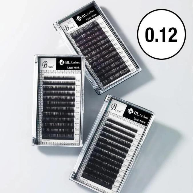 Blink Laser Mink Lashes 0.12 - Eyelash Extension Supplies and Wholesale