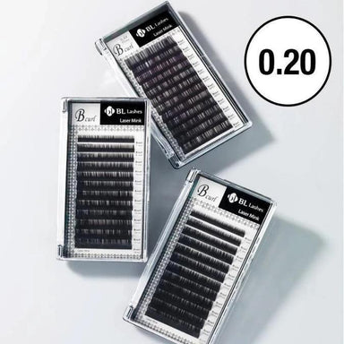 Blink Laser Mink Lashes 0.20 - Eyelash Extension Supplies and Wholesale