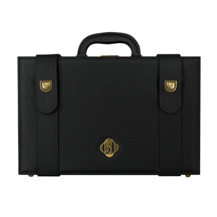 Blink BL Lashes Matt-Leather Black Beauty Case