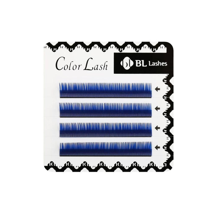 Color Mink - Blue for Eyelash Extension Supplies