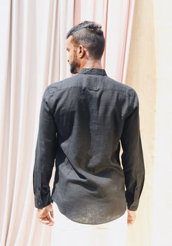 Long Sleeved shirt with Flap pocket